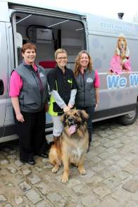 Mobile Dog Grooming Clitheroe